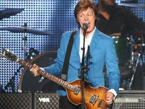 Paul McCartney (Foto: Daigo Oliva/G1)