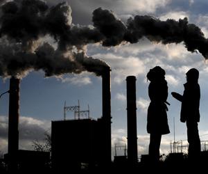 Redução de emissões, causada pela crise econômica, ficou abaixo do que se esperava (Foto: reprodução)
