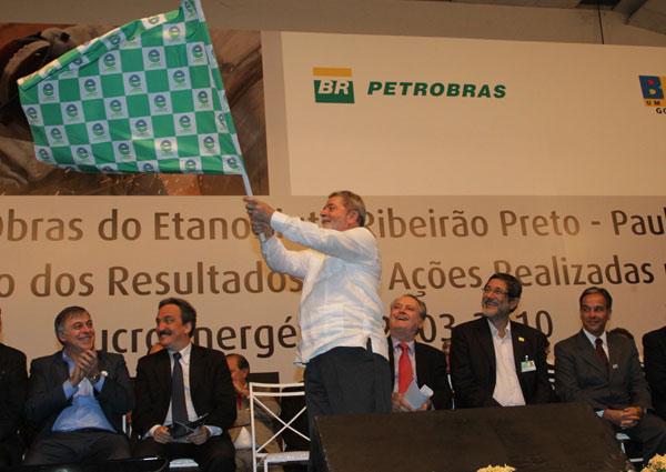Lula alcooduto