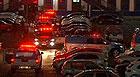 PM reforça policiamento nas vias expressas (Globo News)
