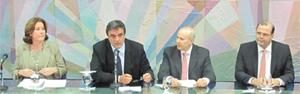 Novos ministros querem reduzir gastos (Fabio Tito/G1)