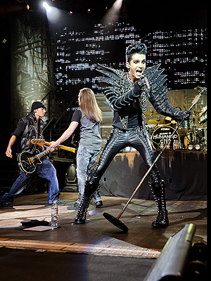 Show do Tokio Hotel em SP
