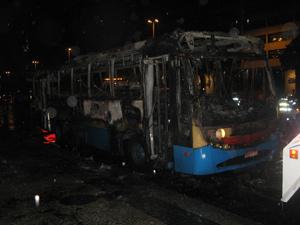 Ônibus no Centro