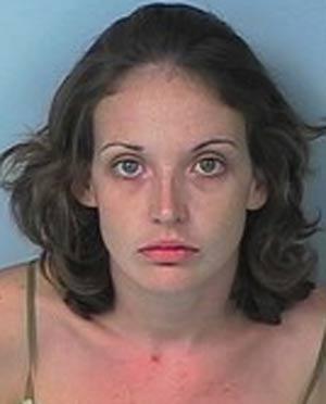 Ann Louise Frye foi presa.