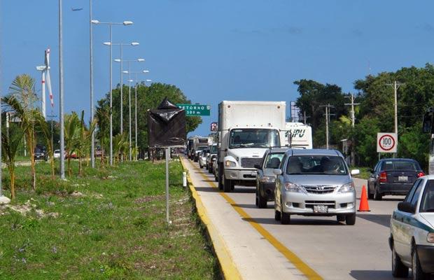 Estrada Cancun