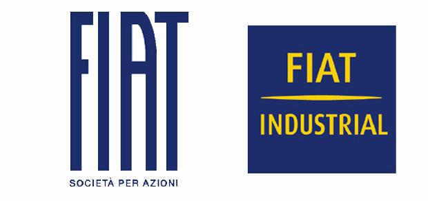 Fiat divide grupo em duas empresas e apresenta logotipos
