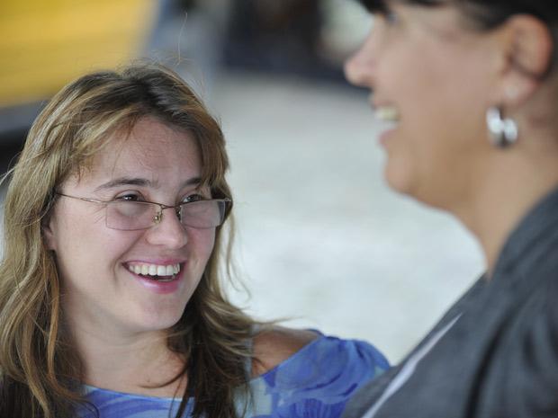 Com síndrome de down, Ana Carolina Fruit chegou à pós-graduação