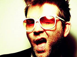 James Murphy, criador do LCD Soundsystem