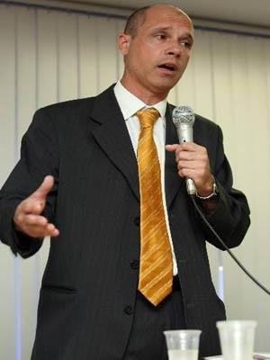 Fausto de Sanctis aguarda nomeção do presidente da República (Foto: Arquivo/G1)