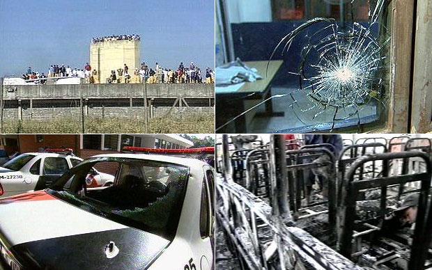Ataques em São Paulo em 2006 partiram dos presídios do estado
