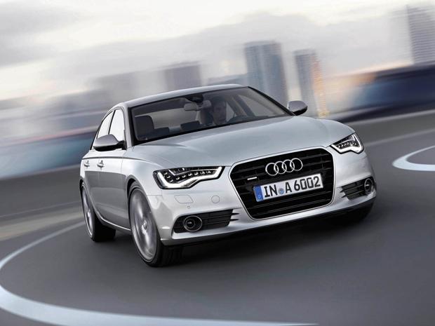 Frente Audi A6