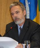 Antonio Patriota, secretário-geral do Itamaraty