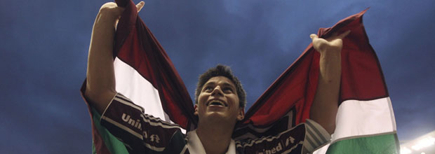 Fluminense é campeão brasileiro (Reuters)