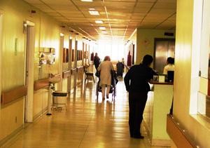 Dez quartos do Hospital do Servidor Público Estadual, em São Paulo, são reservados para pacientes que recebem cuidados paliativos