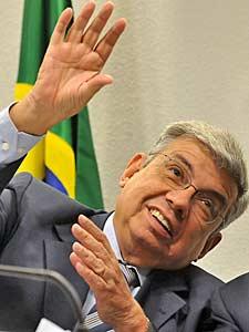 O senador Garibaldi Alves (PMDB-RN)
