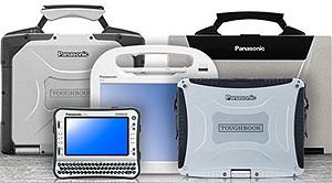 Linha Toughbook da Panasonic