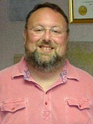 O professor Adam Friedman em foto divulgada pela polícia de Willimantic