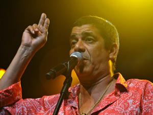 Zeca Pagodinho animará a festa em Copacabana
