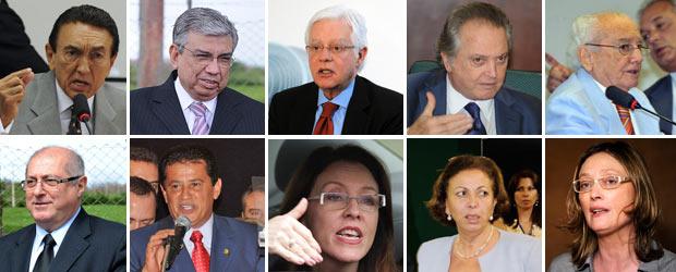 ministros anunciados