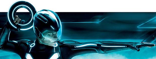 Imagem do filme 'Tron: o legado' (Foto: Divulgação)