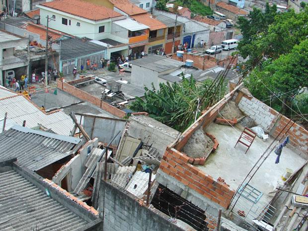 casas demolidas zona leste