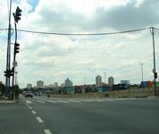 Avenida Aricanduva chuva