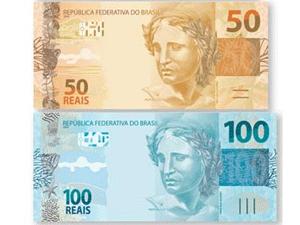 Novas cédulas de real (Foto: Divulgação/Banco Central do Brasil)