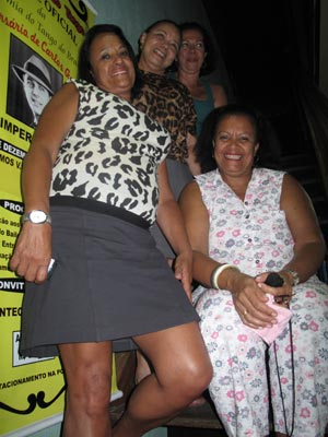 Garota Vaca - Grupo de mulheres