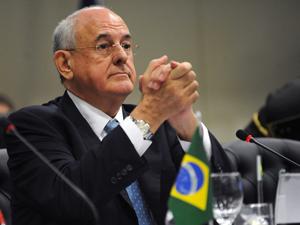 O ministro da Defesa, Nelson Jobim, abre os trabalhos da 12ª Reunião de Ministros da Defesa Nacional da Comunidade dos Países de Língua Portuguesa (CPLP)
