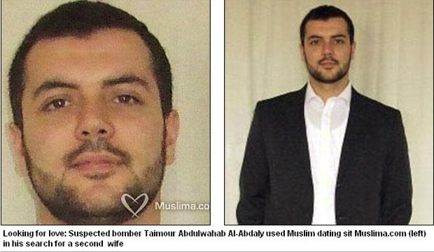 Taimour Abdulwahab Al-Abdaly, 29 anos, teria ateado fogo ao seu carro e caminhado cerca de 200 metros, quando os explosivos que carregava detonaram