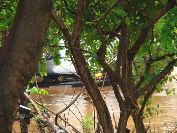 Chuva em Araguaína