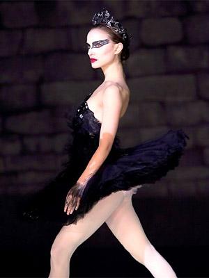 A atriz Natalie Portman em cena do filme 'Cisne negro'