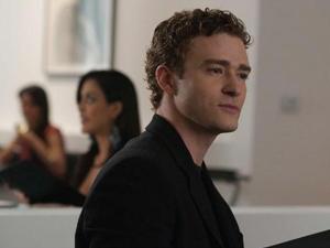 """Justin Timberlake em """"A rede social"""" (Foto: Divulgação)"""