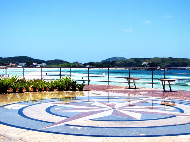Orla de Cabo Frio é reinaugurada após reforma