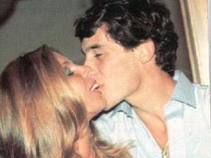 Foto de Senna e Lilian