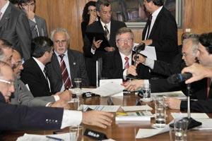 Reunião de líderes na Câmara para definir pauta de votação