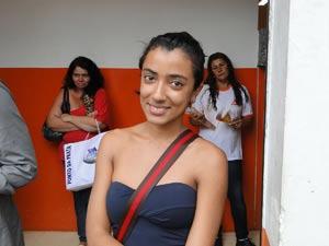 Thaís Lorena Aparecida Gonçalves, que fez o Enem em Belo Horizonte