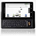 Milestone, smartphone da Motorola com Android 2.2 (Froyo).