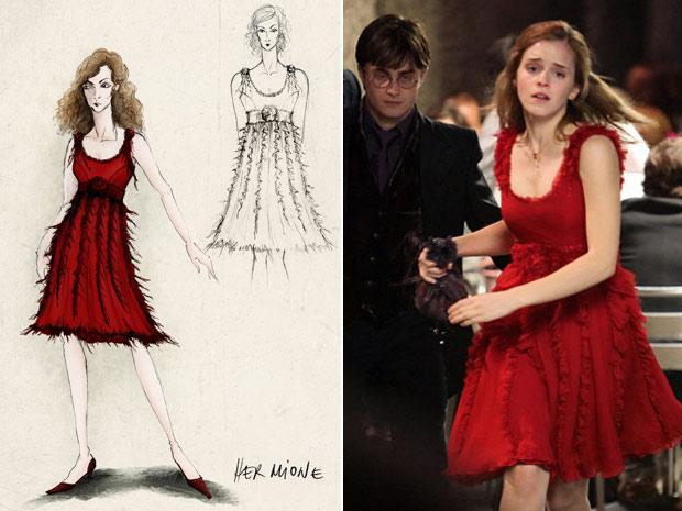 Vestido Hermione