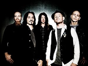 A banda Stone Sour