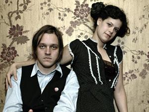 Win Butler e Régine Chassagne, da banda Arcade Fire