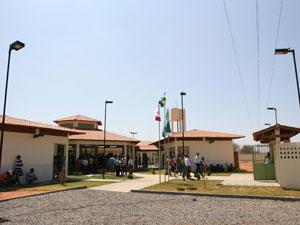 Inauguração de escola em Muqém de São Francisco (BA), líder nacional em melhora na educação