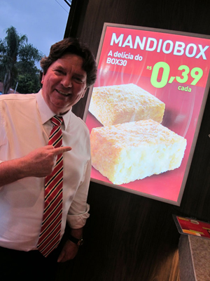 Mandiobox, a nova aposta de Saraiva.