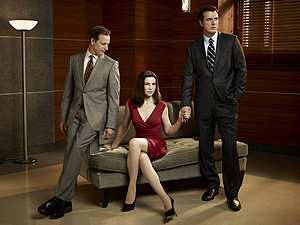 A série 'The good wife'