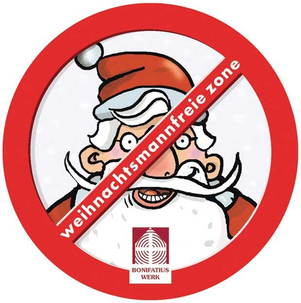 Zona livre de Papai Noel - Em Fluorn-Wilzen, no interior da Alemanha, ele é persona non grata