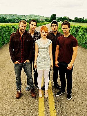A banda Paramore