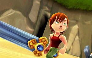 """Mentez moderniza jogos do Orkut com """"MilMo"""", com gráficos 3D."""