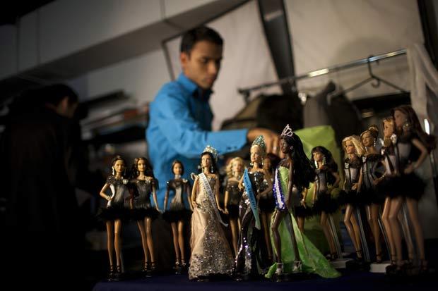Miss Barbie Venezuela foi disputado no dia 11 de novembro.
