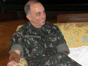 José Elito Siqueira cuidará da segurança presidencial
