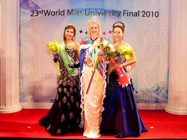 Final do concurso ocorreu em Seul, na Coreia do Sul, após duas semanas de avaliações